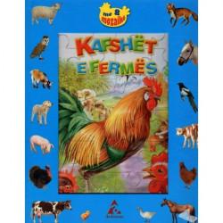 Kafshet e fermes, me 8 mozaike