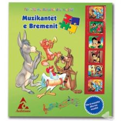 Muzikantet e Bremenit, perralle me mozaike dhe muzike