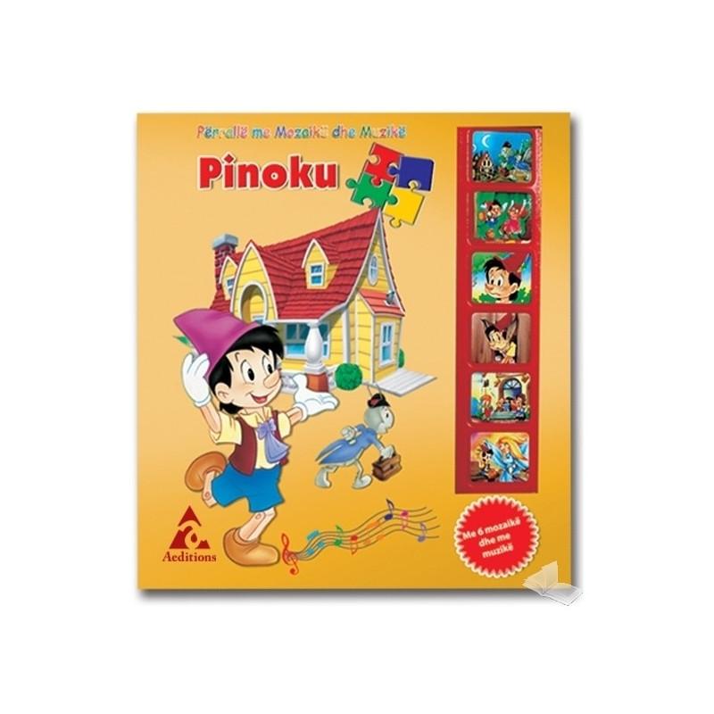 Pinoku, perralle me mozaike dhe muzike