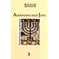 Albanians and jews, Shaban Sinani