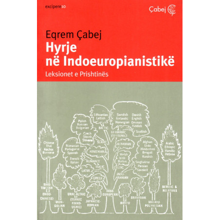 Hyrje ne Indoeuropianistike, Eqrem Cabej