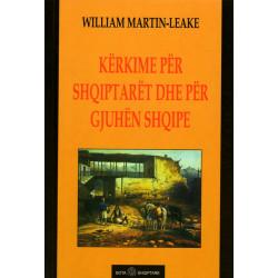 Kerkime per Shqiptaret dhe per Gjuhen Shqipe, Martin-Leake