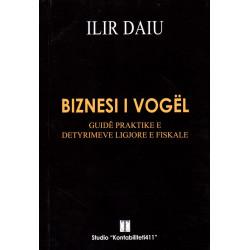 Biznesi i vogel, Ilir Daliu