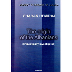 The origin of albanians,...
