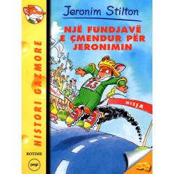 Jeronim Stilton, Nje fundjave e çmendur per Jeronimin