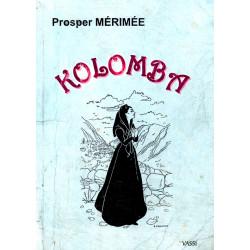 Kolomba, Prosper Merime