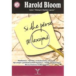 Si dhe perse te lexojme, Harold Bloom