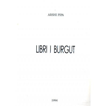 Libri i burgut, Arshi Pipa
