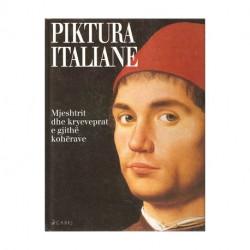 Piktura italiane, Mjeshtrit dhe kryeveprat e te gjithe koherave