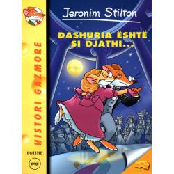 Jeronim Stilton, Dashuria eshte si djathi, vol. 15