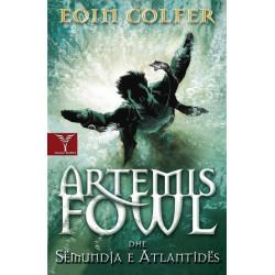 Artemis Fowl 7, Semundja e...