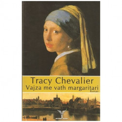 Vajza me vath margaritari, Tracy Chevalier