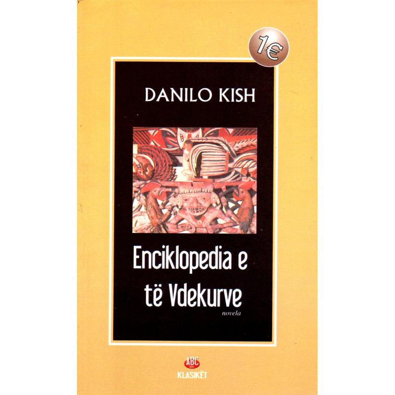 Enciklopedia e te vdekurve, Danilo Kish