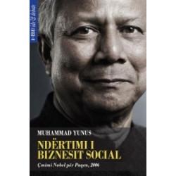 Ndertimi i biznesit social,...