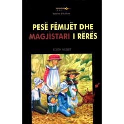 Pese femijet dhe magjistari i reres, Edith Nesbit, pershtatje per femije