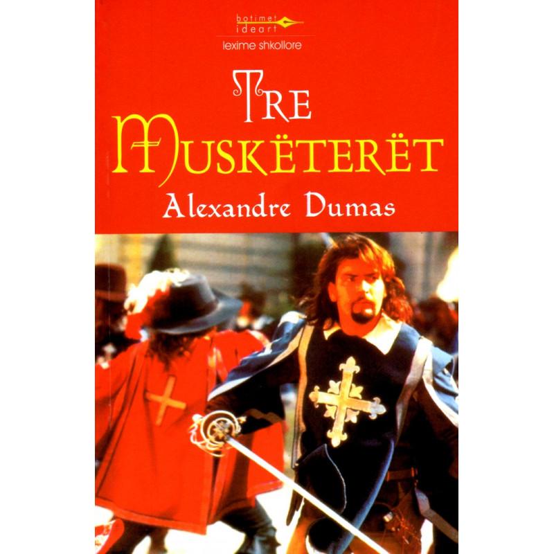 Tre Musketeret, Alexandre Dumas, pershtatje per femije