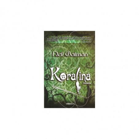 Koralina, Neil Gaiman