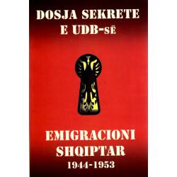 Dosja sekrete e UDB-se, emigracioni shqiptar 1944-1953