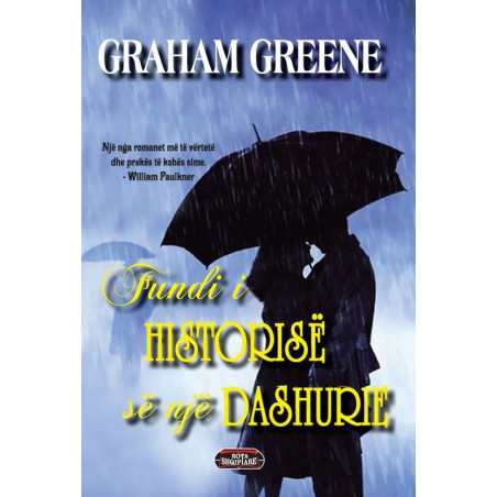 Fundi i historise se nje dashurie, Graham Greene