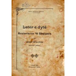 Leter e dyte arsimtarve te Shqipnis, 1924