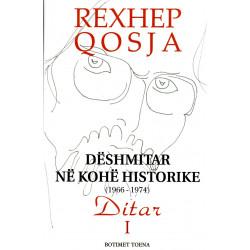 Deshmitar ne kohe historike, Rexhep Qosja, vol. 1