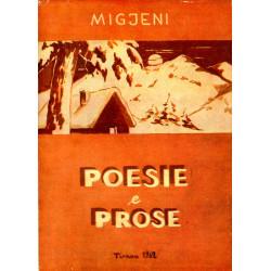 Poesie e prose, Migjeni, 1962