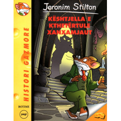 Jeronim Stilton, Keshtjella e Kthetertule Xanxamjaut