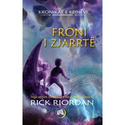 Froni i zjarrte, Rick Riordan