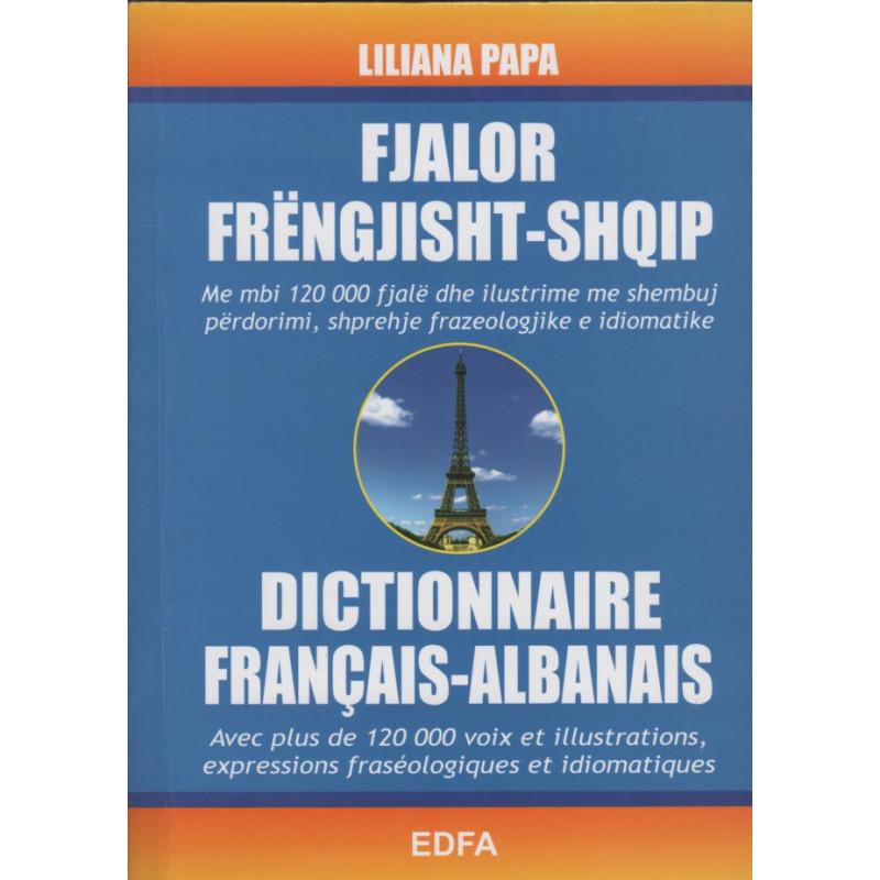 Fjalor Frengjisht-Shqip, Liliana Papa