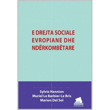 E drejta Sociale Evropiane dhe Nderkombetare, Sylvie Hennion, Muriel Le Barbier-Le Bris, Marion Del Sol