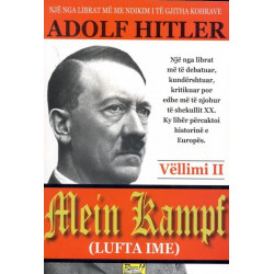 Mein Kampf (Lufta ime), Adolf Hitler
