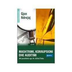 Mashtrimi, korrupsioni dhe auditimi, Gjon Ndrejaj