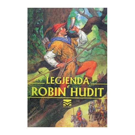 Legjenda e Robin Hudit, Peter Holeinone, pershtatje per femije