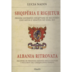 Shqiperia e rigjetur, Lucia Nadin