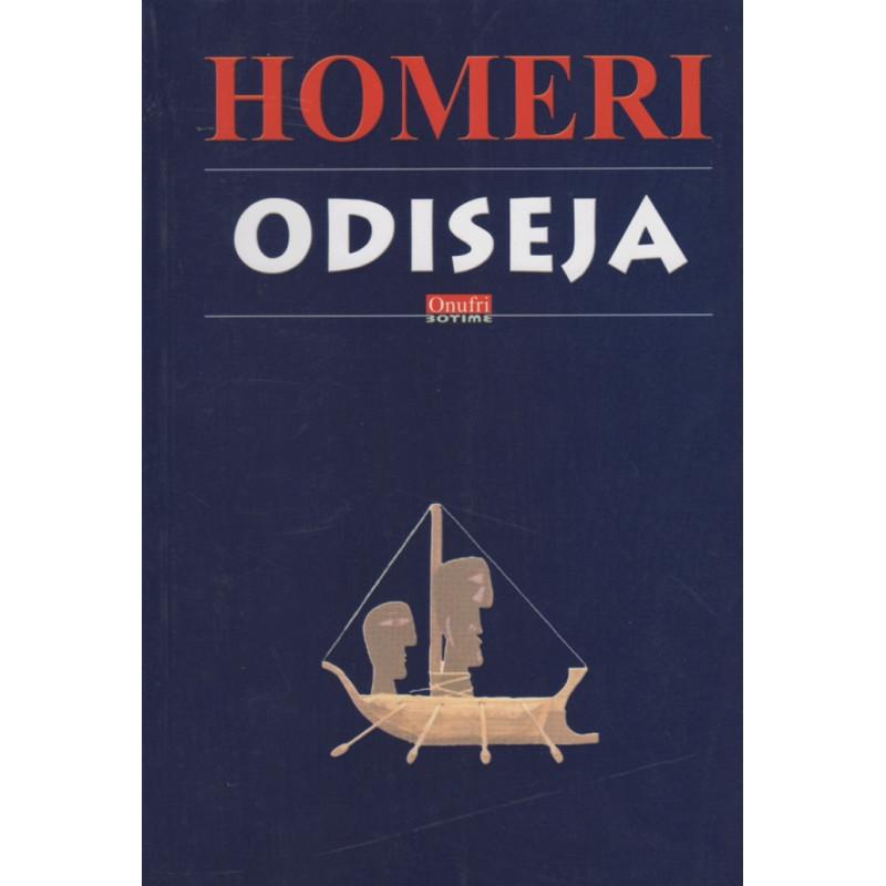 Odiseja, Homeri
