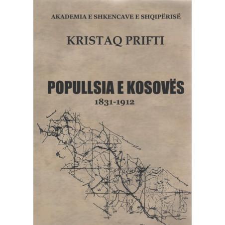 Popullsia e Kosoves, 1831-1912, Kristaq Prifti