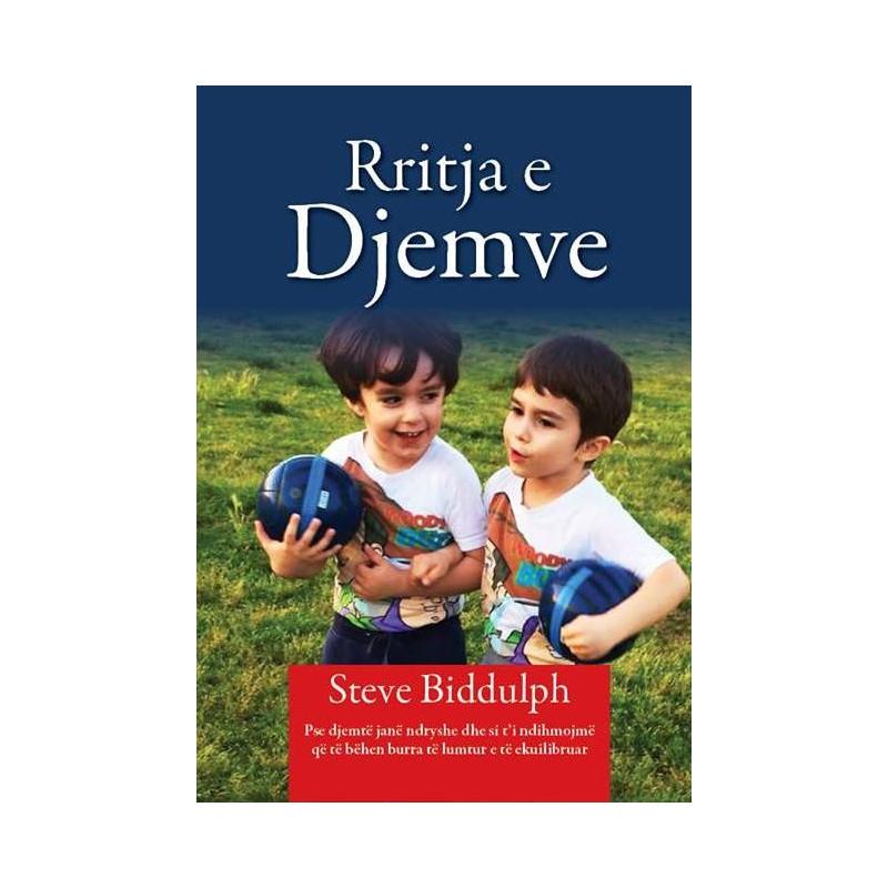 Rritja e djemve, Steve Biddulph