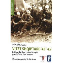 Vitet shqiptare 43-45, David Smajli