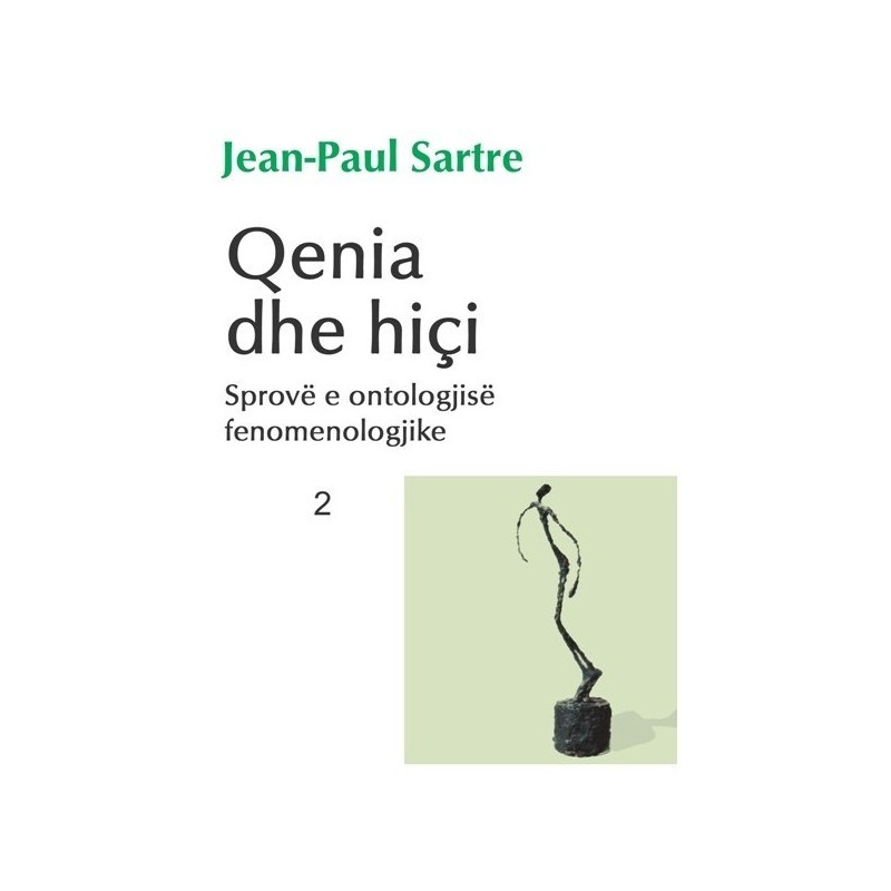 Qenia dhe hici, vol. 2, Jean Paul Sartre