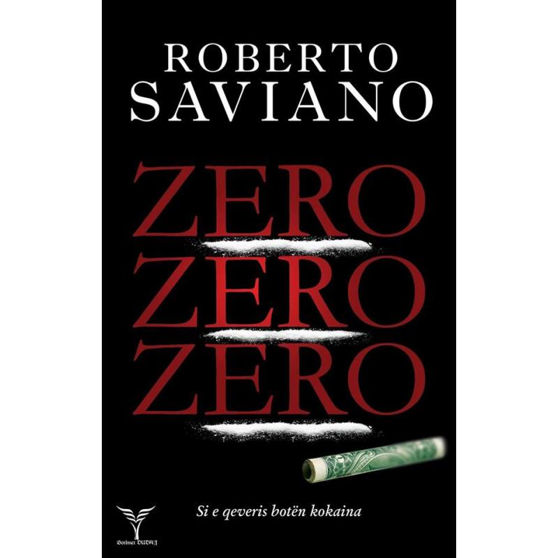 ZeroZeroZero, Roberto Saviano