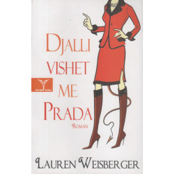 Djalli vishet me Prada, Lauren Weisberger
