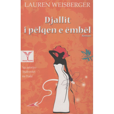 Djallit i pelqen e embel, Lauren Weisberger