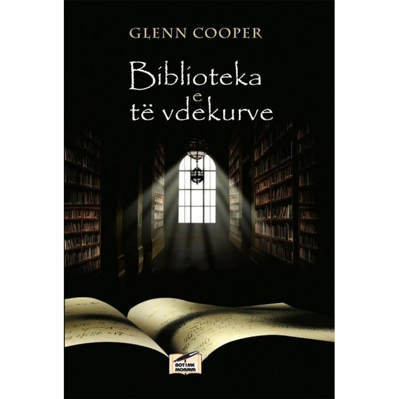 Biblioteka e te vdekurve, Glenn Cooper