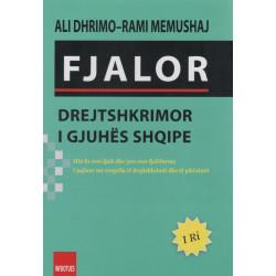 Fjalor Drejtshkrimor i Gjuhes Shqipe, Ali Dhrimo, Rami Memushaj