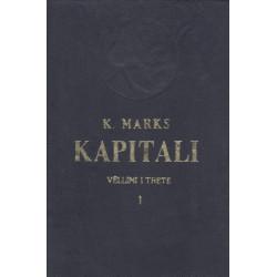 Kapitali 3, vol. 1, Karl Marks