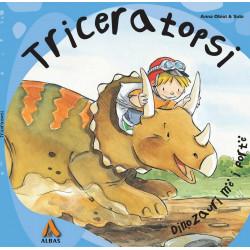 Triceratopsi, dinozauri me i forte, Anna Obiols