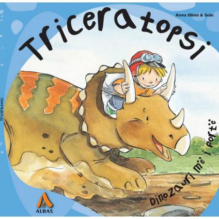 Triceratopsi, dinozauri me i forte