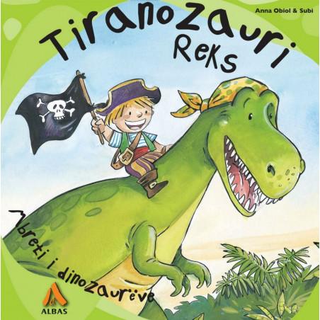 Tiranozauri Reks, mbreti i dinozaureve, Anna Obiols