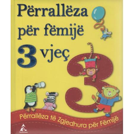 Perralleza per femije 3 vjec