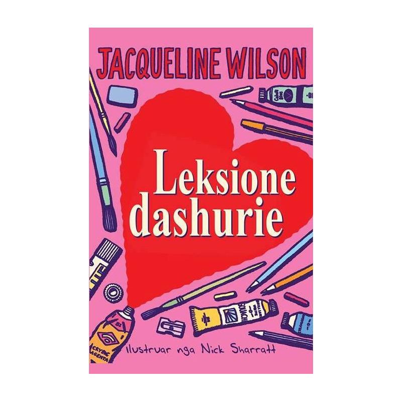 Leksione dashurie, Jacqueline Wilson